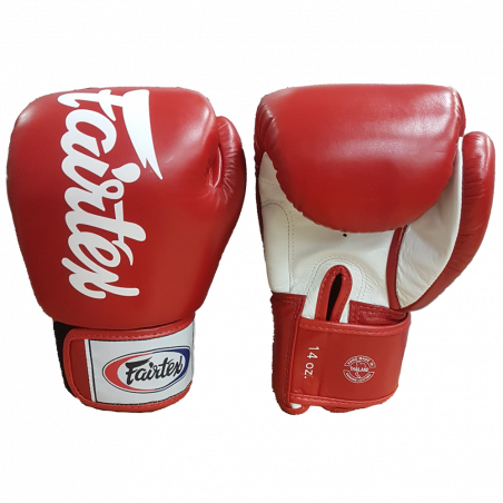 Fairtex BGV19 Boxing Gloves - Red