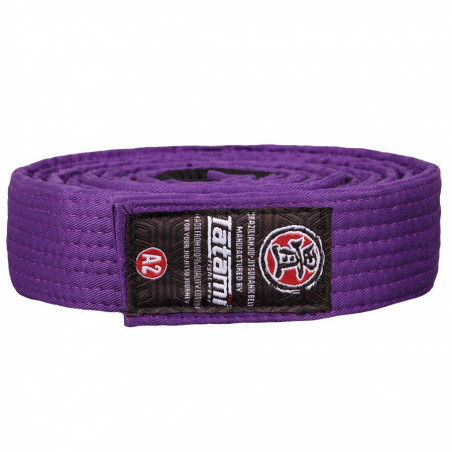 Tatami BJJ Belt - Purple