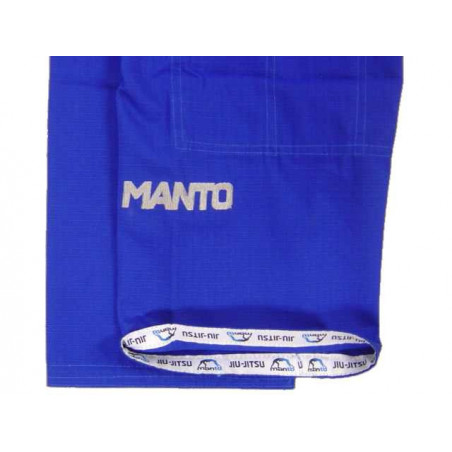 Manto Ripstop Gi Pants - Blue