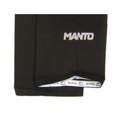 Manto Ripstop Gi Pants - Black