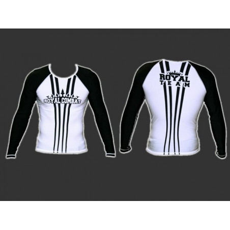 Royal Combat rash guard long sleeve